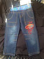 Детские джинсы модные на малька оптом