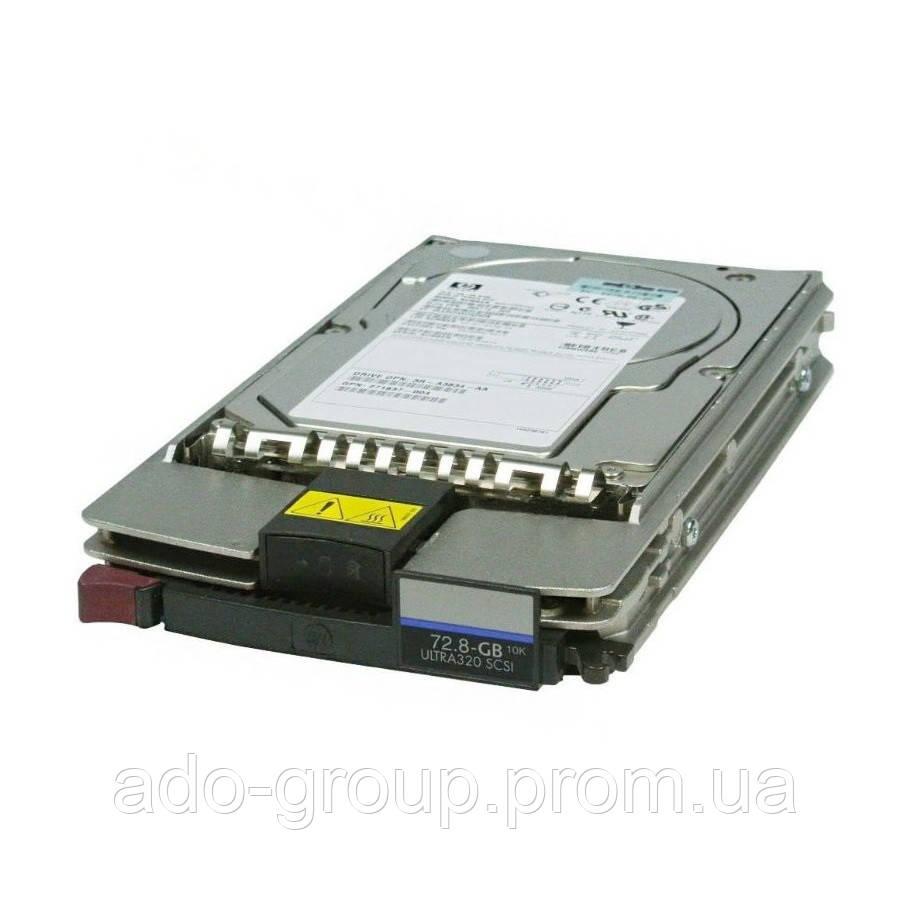 "404709-001 Жесткий диск HP 72.8GB SCSI 10K U320 3.5"""