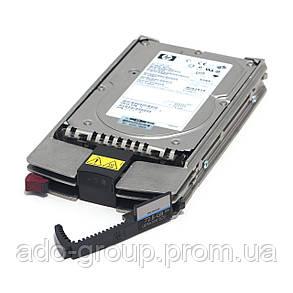 """404709-001 Жесткий диск HP 72.8GB SCSI 10K U320 3.5"""", фото 2"""