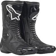Мотоботы Alpinestars S-MX 5 черные, 47