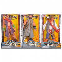 Набор фигурок -пираты в кор. 10*5,8*3,3 см. 24/864-2/