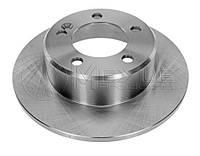 Тормозной диск задний на Renault Master III 10-> RWD  — Meyle (Германия) - MY6155230017