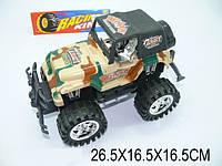 """Машина инерц. """"Джип Армия"""", в п/э 26х16х16 /54-2/(55-03B)"""