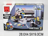 "Конструктор ""Brick - Полиция"", 209 дет., в кор. 28х4х19 /30/"