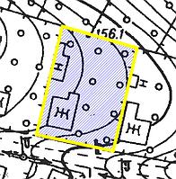 Вынос в натуру точек привязки участка, выполнение планировки и привязки элементов проекта