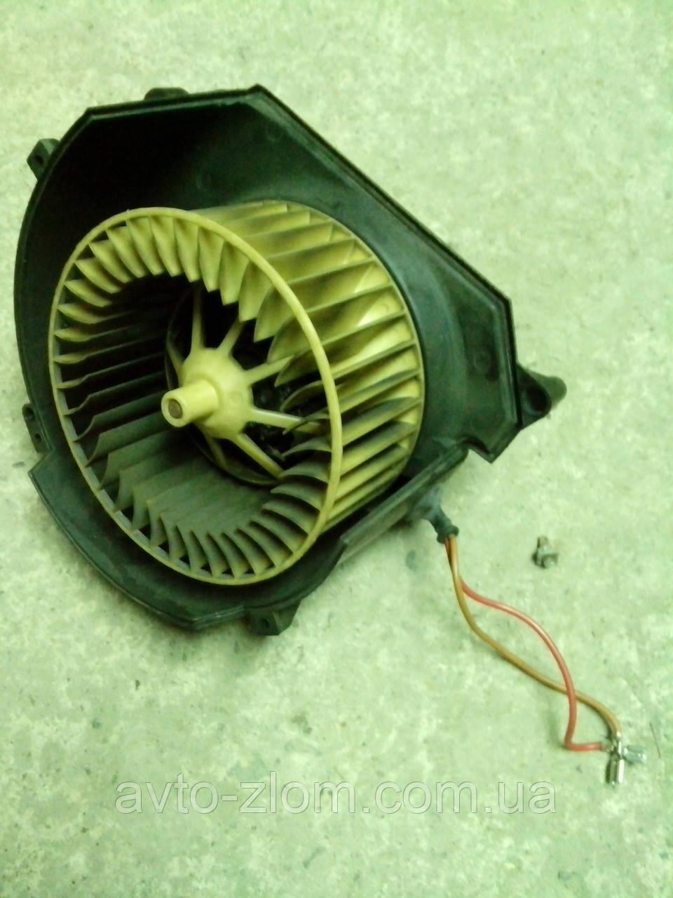 Вентилятор печки Opel Omega B.