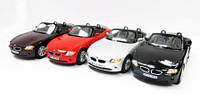 KINSMART BMW Z4, метал, инерц., в кор. 16х8х7 /96-4