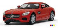 """Модель легковая 5"""" KT5388W Mercedes-AMG GT метал.инерц.открыв.дв.кор.ш.к./96/"""