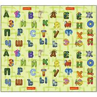BabyPol Игровой коврик Забавный алфавит 1,8х2,0м