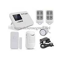 Сигнализация GSM (комплект) COLARIX ALM-GSM-004 (охранная сигнализация gsm)