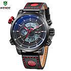 Мужские спортивные часы WEIDE WH-3401 Red, фото 2