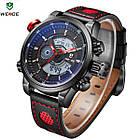 Мужские спортивные часы WEIDE WH-3401 Red, фото 3