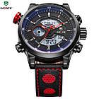 Мужские спортивные часы WEIDE WH-3401 Red, фото 6