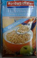 """Овсяные хлопья """"Haferflocken Zart\fine"""" 0.500 г."""