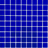 Синяя мозаика для ванной Vivacer B025