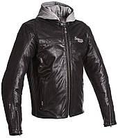 Куртка Segura Style с регланом черная, XXL