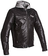 Куртка Segura Style с регланом черная, XL