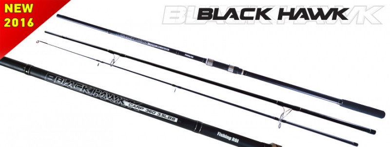 Удилище Fishing ROI Black Hawk Carp 390 3.5lbs