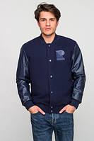 Куртка-бомбер мужская R1  blue