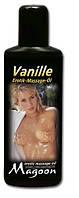 Массажное масло Vanille Massage Oil 100 ml