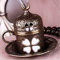 Чашка для кофе Античное золото