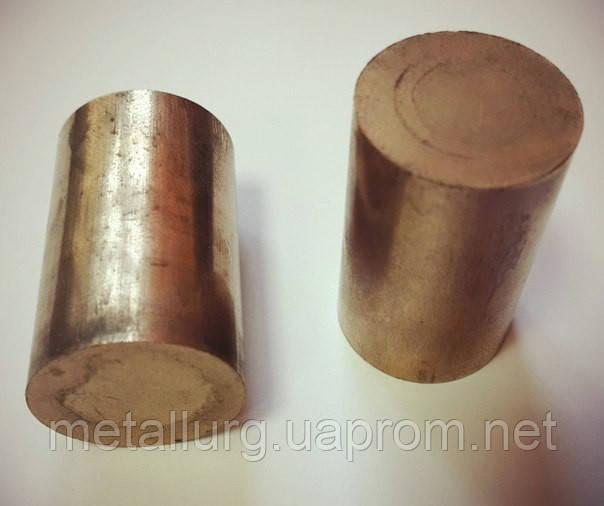 Круг бронзографитовый диаметром 22 мм х 35 мм - ООО НПФ «Металлург» в Харькове