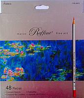 Карандаши Цветные Raffine 48 цв. В коробке 7100-48СВ Marco Китай