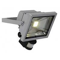 Светодиодный прожектор LEDEX 50Вт sensor 4000лм 6500К холодный белый 120º IP65 TL12739