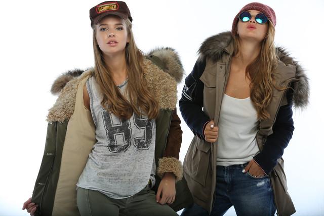Куртки, парки и пуховики женские