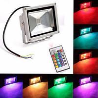 Светодиодный прожектор LEDEX 20Вт RGB 20º IP65 TL11714