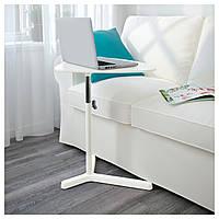 IKEA СВАРТОСЭН Подставка д/ноутбука, белый : 40242766, 402.427.66