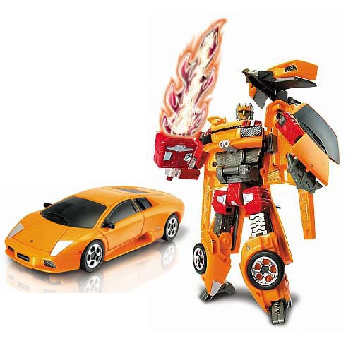 Робот-трансформер Roadbot LAMBORGHINI MURCIELAGO(52010 r)