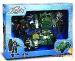 Игровой набор X-bot Робот-трансформер (15см),ТАНК (зеленый),ВОИН 82010R