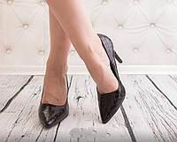 Туфли черные р. 36-40