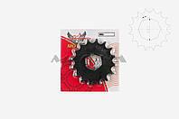 "Звезда трансмиссии (передняя)    на мотоцикл ЯВА   428-16T   ""DGH"""