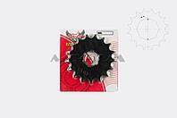 "Звезда трансмиссии (передняя)    на мотоцикл ЯВА   428-17T   ""DGH"""