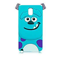 Чехол-бампер силиконовый Samsung Galaxy S5 G900 Монстр