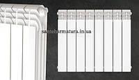 Радиатор отопления биметаллический  SIRA CONCURRENT 350*85*35 бар