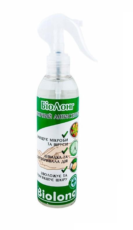 БиоЛонг «Кожаный антисептик » 250
