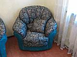 Перетяжка дивана и кресла г.Днепр, фото 2