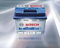 Аккумулятор автомобильный Bosch S4 лев[+]  60Ah, 540A (242*175*190)