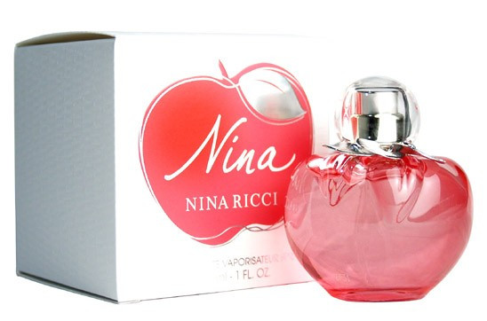 Nina Ricci Nina туалетная вода 80 ml. (Нина Ричи Нина)