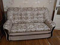 Перетяжка дивана и кресел.
