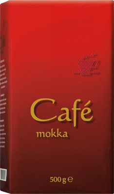 Кофе молотый Cafe Mokka 500гр. Германия, фото 2