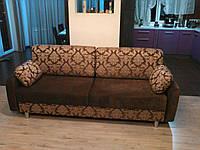 Перетяжка дивана и кресел в Днепре.