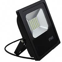 Светодиодный прожектор LEDEX 20Вт слим 1800лм 6500К холодный белый 180º IP65 TL12733