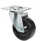 """Термостойкие колеса для печей с поворотной крепежной панелью """"Norma Term"""", из фенола"""