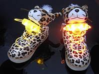 Светящиеся шнурки 1-го поколения для кросовок / все цвета