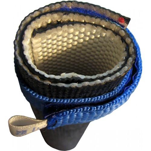 Протектор KROK текстильный распашной двойной 60см
