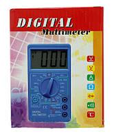 Мультиметр (тестер) цифровой DT-700C   .dr